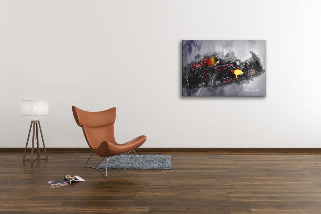 Daniel-Ricciardo-Motorsport-Art