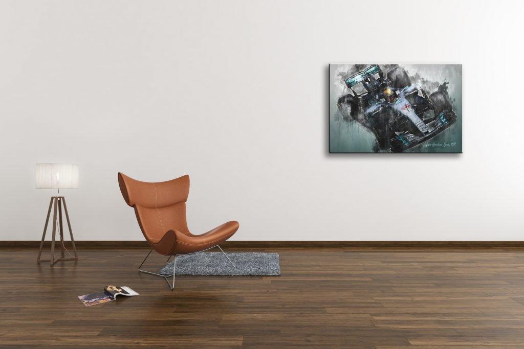 Lewis-Hamilton-Motorsport-Art