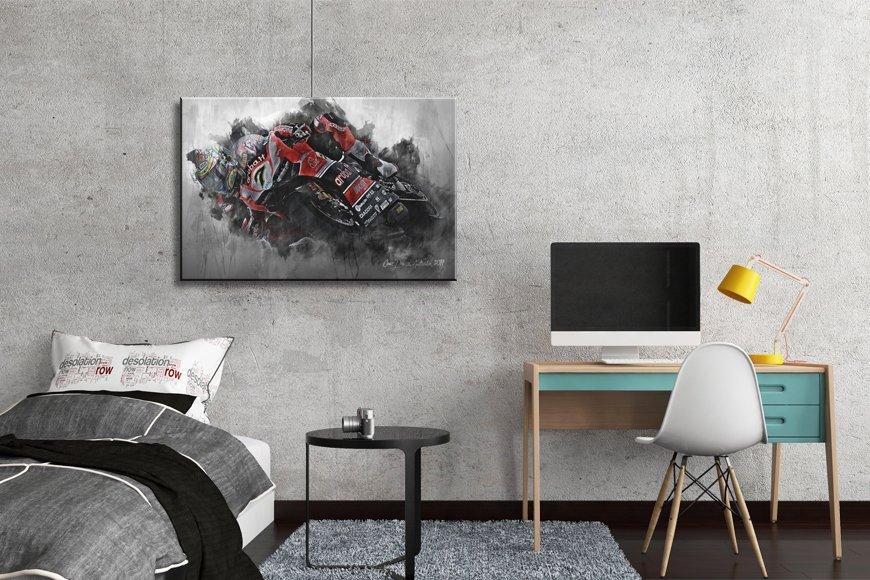 Chaz-Davies-Motorsport-Art