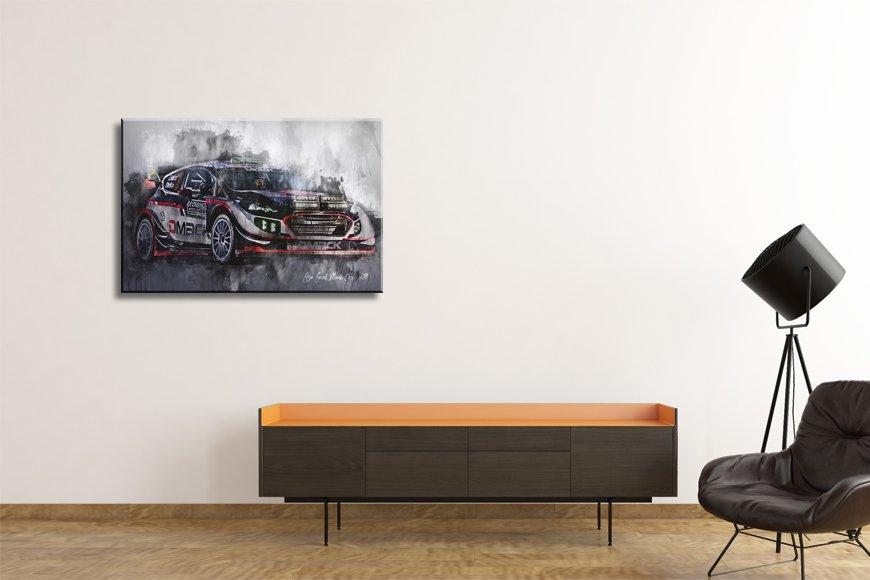 Elfyn-Evans-Motorsport-Art