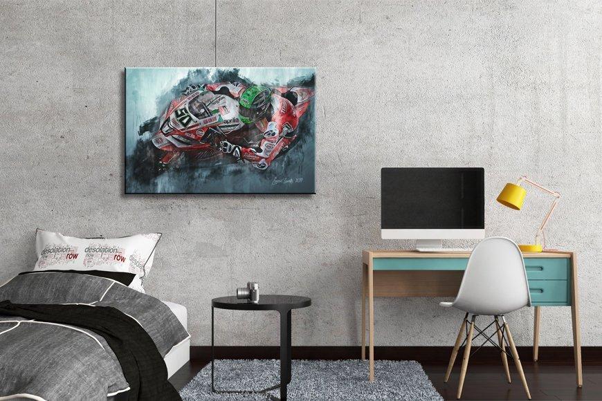 Eugene-Laverty-Motorsport-Art