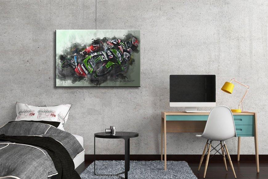 Jonny-Rea-Motorsport-Art