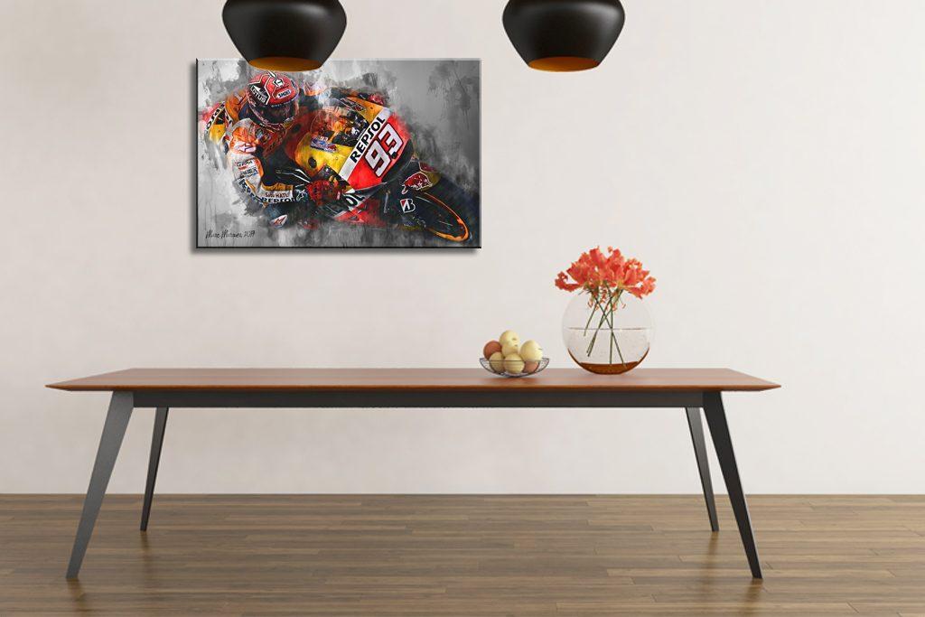 Marc-Marquez-Motorsport-Art