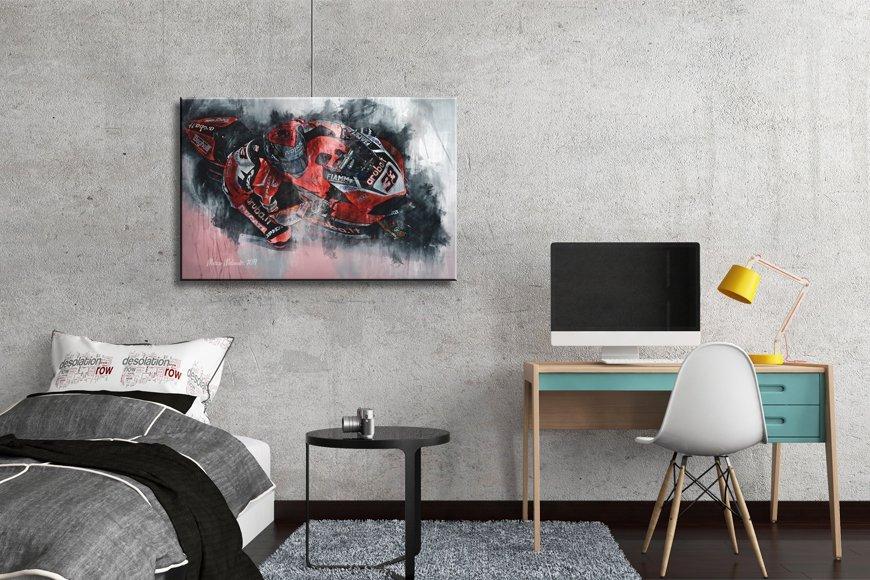 Marco-Melandri-Motorsport-Art