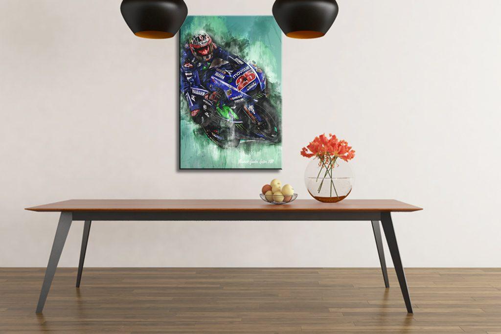 Maverick-Vinales-Motorsport-Art