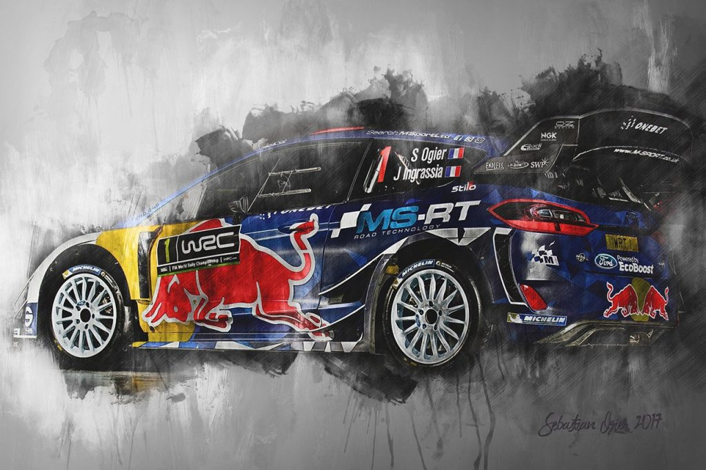 Seb Ogier-Motorsport-Art